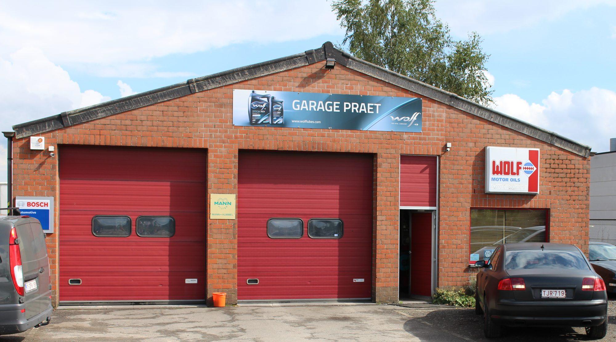 Garage Praet